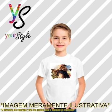 Camiseta Infantil Rei Leão Simbá