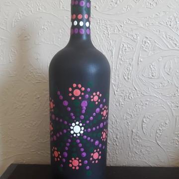 garrafa mandala