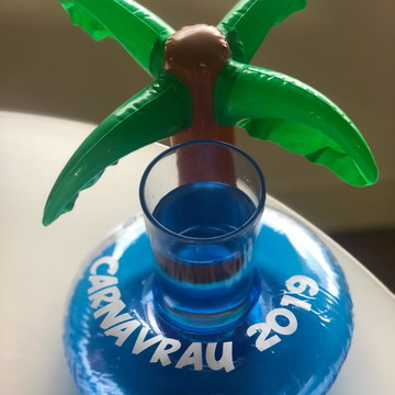 Boia para copo personalizada