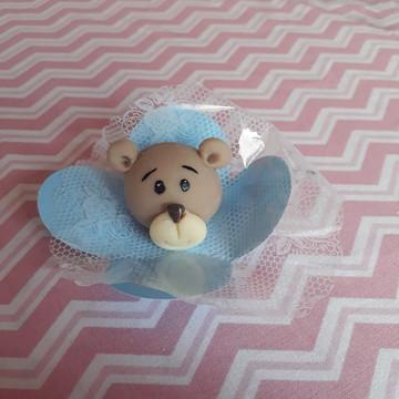 Docinho modelado de leite ninho ursinho
