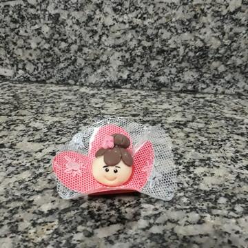 Doce modelado de leite ninho bailarina