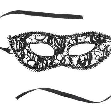 Mascara Veneziana Renda Preta +Brinde
