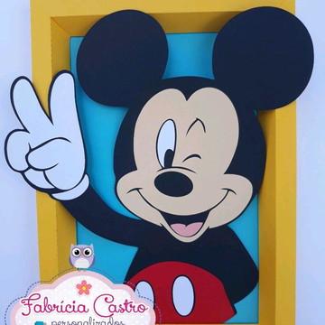 Quadro Mickey