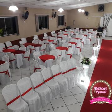 Locação do Cerimonial para casamento