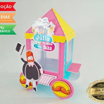 CARRINHO DE PIPOCA MUNDO BITA
