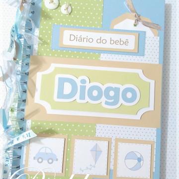 Diário do Bebê - Brinquedos