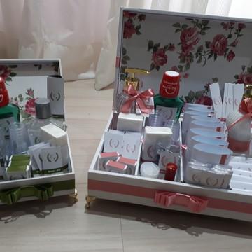 Conjunto Kits Toillete F + M