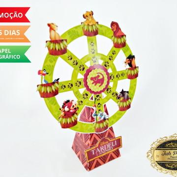 Roda gigante Rei Leao