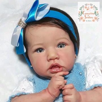 Bebê Reborn Saskia by Bonnie Brown