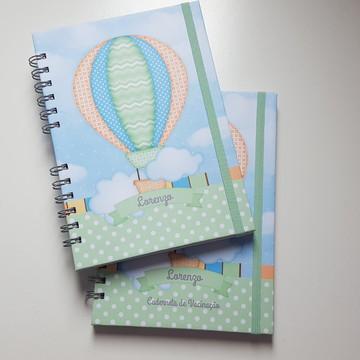 Kit Chegada do Bebê (caderneta de saúde + livro do bebê)
