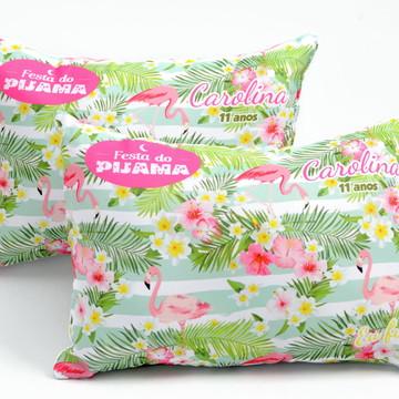 Almofada personalizada Flamingo