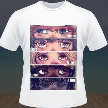 Camiseta Stranger Things Crianças