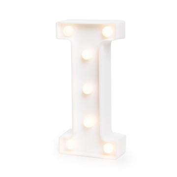 Letra Luminosa * I * / 3D Led