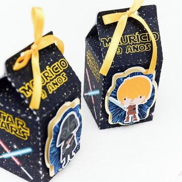 Caixa Milk Star Wars