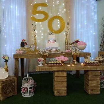 Decoração Festa 40 Anos Elo7