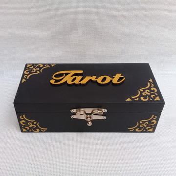 Caixa para guardar Tarot