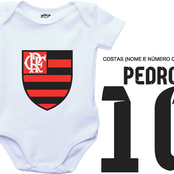 2ce305badc6 Bodies Flamengo | Elo7