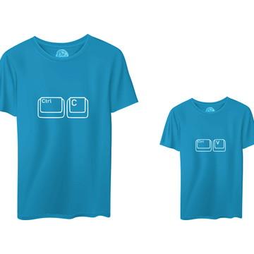 Camiseta ctrl c ctrl v