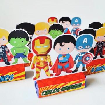 Chocolate Super-herói