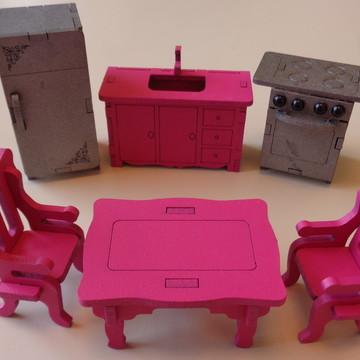 Kit cozinha - Miniatura