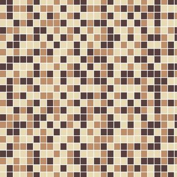 Adesivo para Azulejo de Cozinha Pastilhas Lavável Bege