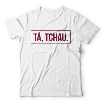 fe0e8d0c743c9 Camiseta Camisa Frase Tá