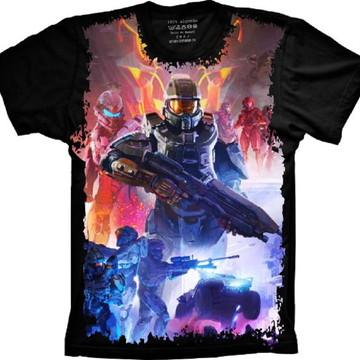 Camiseta Halo Wars Jogo