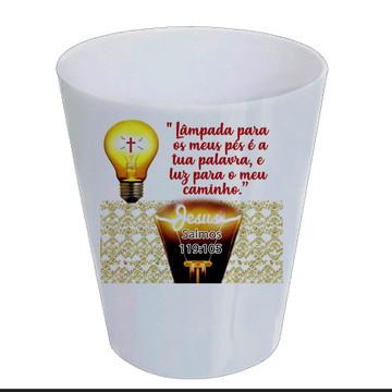 Presente Evangélico - Copo Personalizado - Brinde