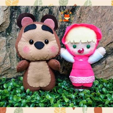 Masha e o Urso - Pocket