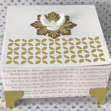 Arquivo de corte Caixa agradecimento padrinhos