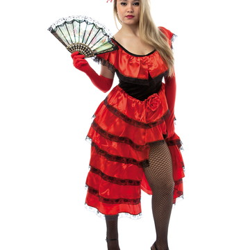 Fantasia Espanhola Adulto Feminino Carnaval