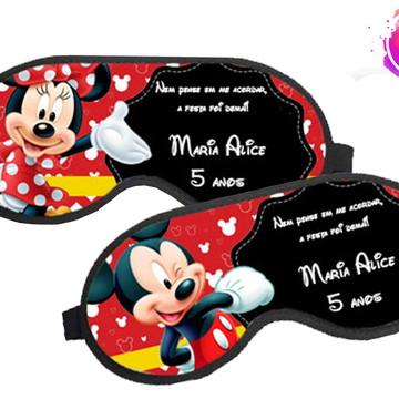 Tapa olhos Mickey e Minnie