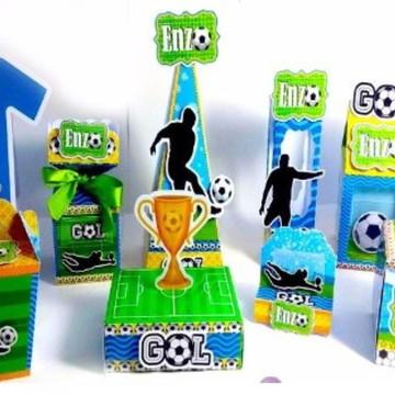 Kit Futebol - 200 peças