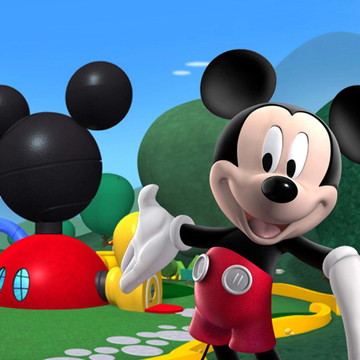 Convite Animado Mickey e sua Turma