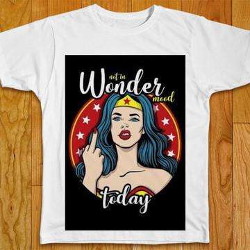 Camiseta Feminina Wonder Woman