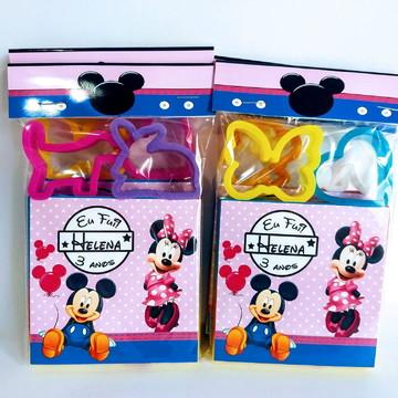 kit Massinha de Modelar do Minnie