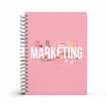 Caderno de resumos faculdade marketing