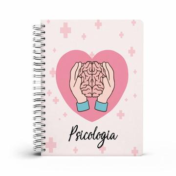 bullet journal caderno resumos faculdade psicologia
