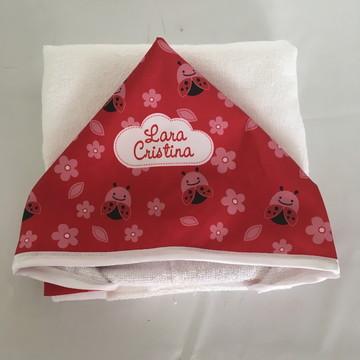 Toalha de Banho Infantil Personalizada