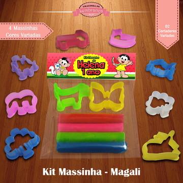 Kit Massinha - Magali