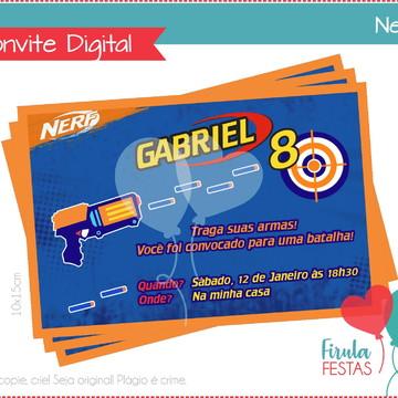 Convite Digital Nerf