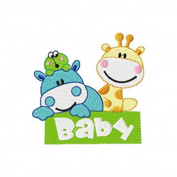 Safari Baby - PES / JEF / DST / XXX