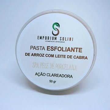 Esfoliante Natural de Arroz (Clareador)