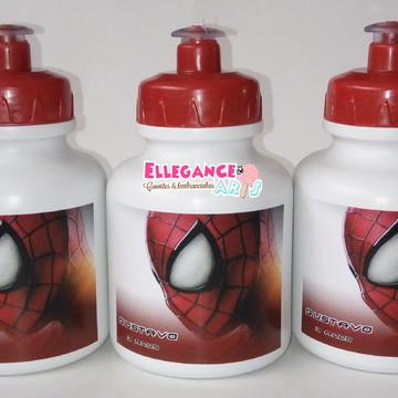 Lembrancinha Homem Aranha - (Squeeze)