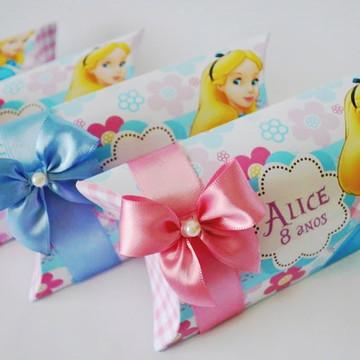 Lembrancinha Alice no País das Maravilhas