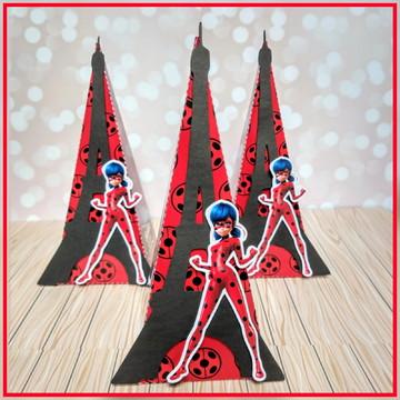 Caixa Piramide Lady Bug