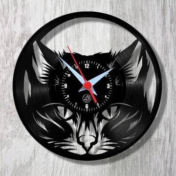 Gato - Relógio de Parede (2)
