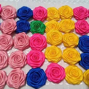 Rosas rococó