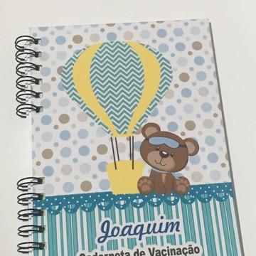 Caderneta de Saúde Ursinho Balão