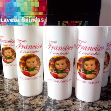 50 Long Drink Branco Personalizado - Foto Francisco